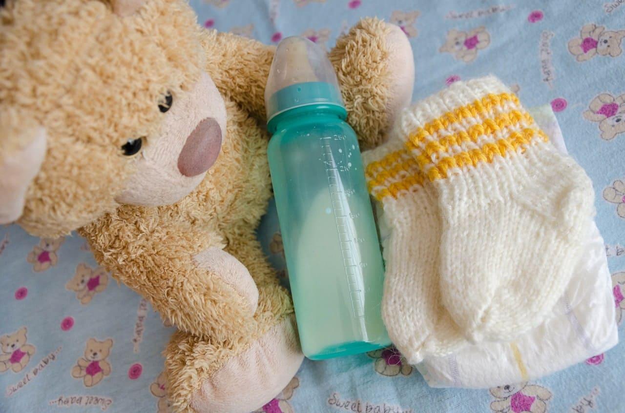 calcul quantité lait bébé