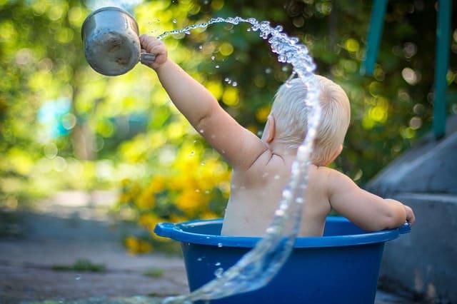 quelle eau pour bébé